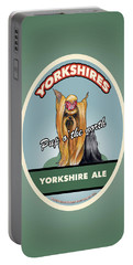 Yorkshire Ale Portable Battery Charger