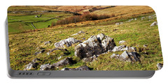 Yorkshire Dales Limestone Countryside Portable Battery Charger