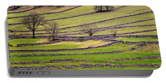 Yorkshire Dales Stone Walls Portable Battery Charger