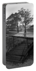 Yorktown - Battlefield Foot Bridge Portable Battery Charger