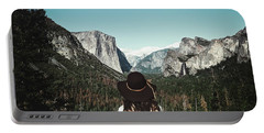 Yosemite Awe Portable Battery Charger