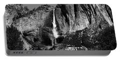 Yosemite Black Falls  Portable Battery Charger