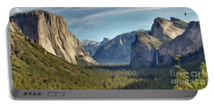 Yosemite Falls Portable Battery Charger