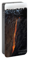 Yosemite Fire Falls - 2016 Portable Battery Charger