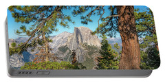 Yosemite Half Dome 7r2_dsc2514_10082017  Portable Battery Charger