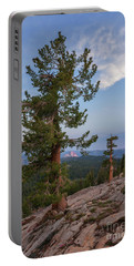 Half Dome From May Lake Portable Battery Charger