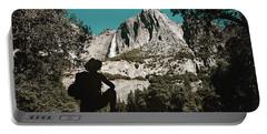 Yosemite Hiker Portable Battery Charger