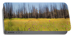 Yosemite Juxtaposition By Michael Tidwell Portable Battery Charger