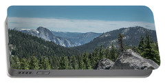 Yosemite National Park - California  Portable Battery Charger