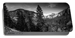 Portable Battery Charger featuring the photograph Yosemite by Ryan Photography
