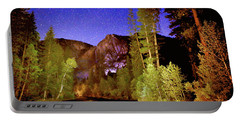 Yosemite Starry Night Portable Battery Charger