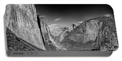 Yosemite Valley B And W 7r2_dsc2400_10072017 Portable Battery Charger