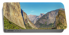 Yosemite Valley Color 7r2_dsc2400_10072017 Portable Battery Charger