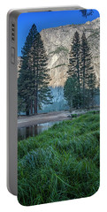 Yosemite Valley Grasses 7r2_dsc2420_10082017-hdr Portable Battery Charger