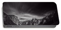 Yosemite Valley Portable Battery Charger by Ian Good