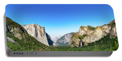 Yosemite Valley- Portable Battery Charger