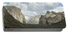 Yosemite Valley Yosemite National Park Portable Battery Charger