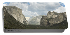 Yosemite Valley Yosemite National Park Portable Battery Charger