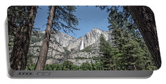Yosemite View 13 Portable Battery Charger by Ryan Weddle