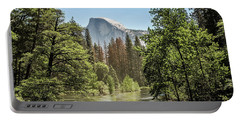 One Valley View Portable Battery Charger by Ryan Weddle