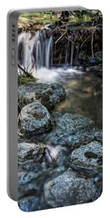 Yosemite View 17 Portable Battery Charger by Ryan Weddle