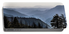 Yosemite View 27 Portable Battery Charger by Ryan Weddle