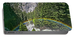Yosemite View 29 Portable Battery Charger by Ryan Weddle