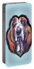 You Are My Basset Hound Heart Portable Battery Charger