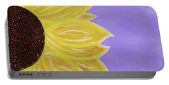 You Are My Sunshine Portable Battery Charger by Cyrionna The Cyerial Artist