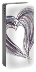 You Have My Heart Portable Battery Charger