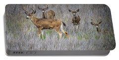 Young Bucks Portable Battery Charger