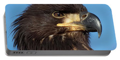 Young Eagle Head Portable Battery Charger