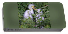 Young Egrets Portable Battery Charger