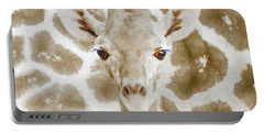 Young Giraffe Portable Battery Charger