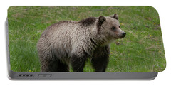 Young Grizzly Portable Battery Charger