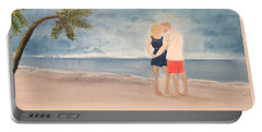 Young Lovers Portable Battery Charger