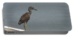 Young Night Heron Portable Battery Charger
