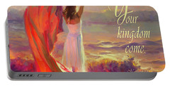 Your Kingdom Come Portable Battery Charger