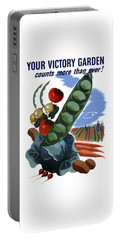 Your Victory Garden Counts More Than Ever Portable Battery Charger