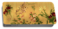 Yuan's Hundred Flowers Portable Battery Charger