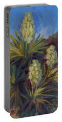 Yucca At Joshua Tree Portable Battery Charger