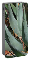 Yucca Leaves Portable Battery Charger