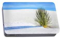 Yucca Portable Battery Charger by Marla Hunt