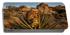 Yucca Bloom Portable Battery Charger
