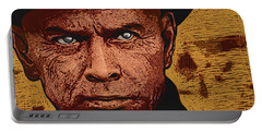 Yul Brynner Portable Battery Charger