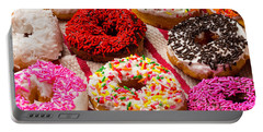 Yummy Donuts Portable Battery Charger