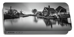 Zaanse Schans Portable Battery Charger