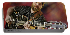 Zac Brown Portable Battery Charger