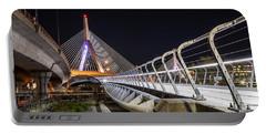 Zakim Bridge Walkway Portable Battery Charger
