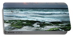 Zamas Beach #7 Portable Battery Charger